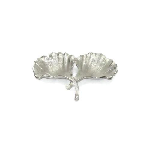 Elegance Double Leaf Dish