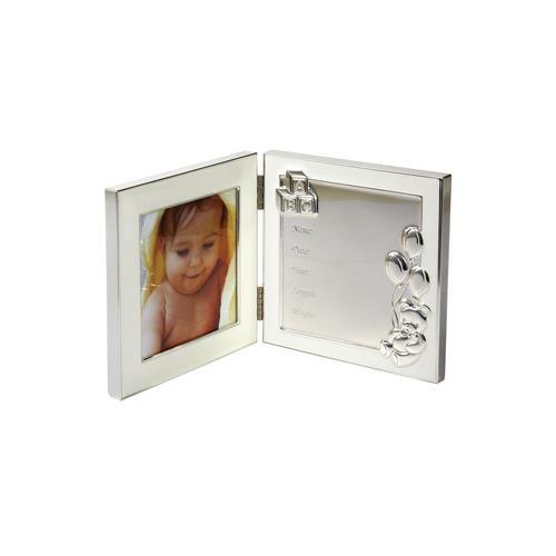 Elegance Birth Record Photo Frame