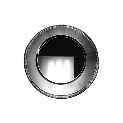 "Elegance Charger Plate with Matt Rim, 12.5"" dia."