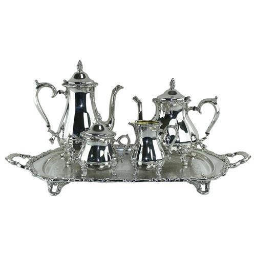 Elegance Princess Tea and Coffee Set