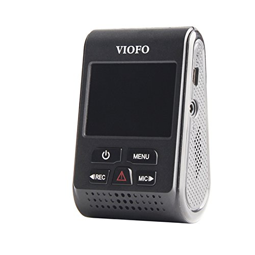 Official VIOFO A119 Car Dashcam w/ GPS Logger - Capacitor Edition