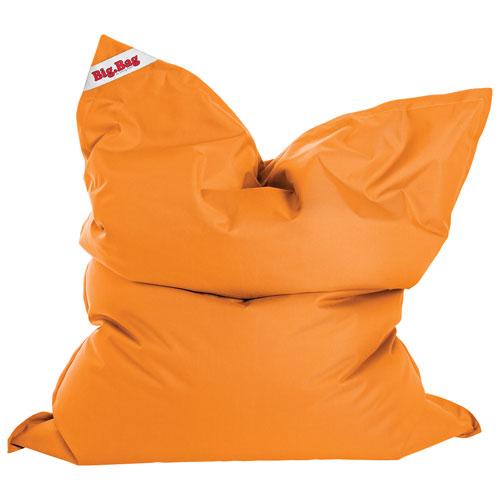 Fauteuil poire contemporain BigBag Brava XL de Sitting Point - Orange