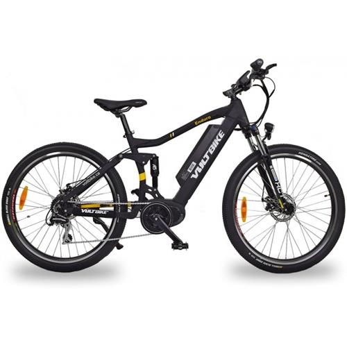 voltbike enduro full suspension mid drive electric bike. Black Bedroom Furniture Sets. Home Design Ideas