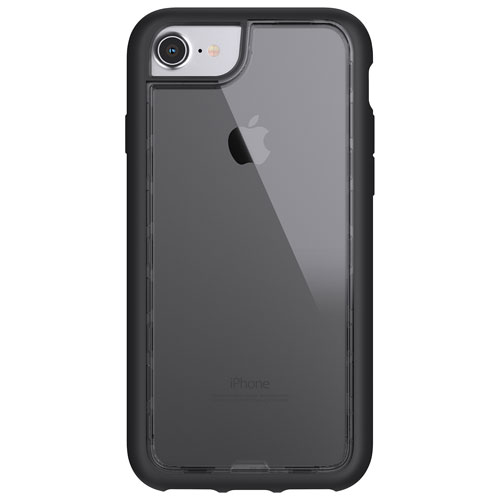 Griffin Adventure iPhone 8/7/6/6S Fitted Hard Shell Case - Black