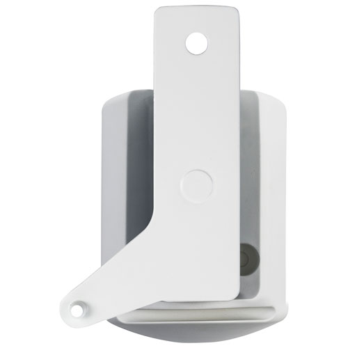 SoundXtra Adjustable Wall Mount Bracket For Denon HEOS 3 Speaker - White