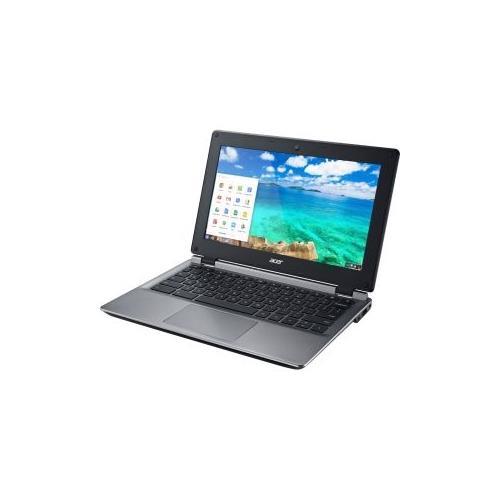 """Acer C730E-C6D8 11.6"""" LED (ComfyView) Chromebook - Intel Celeron N2840 Dual-core (2 Core) 2.16 GHz - Iron"""