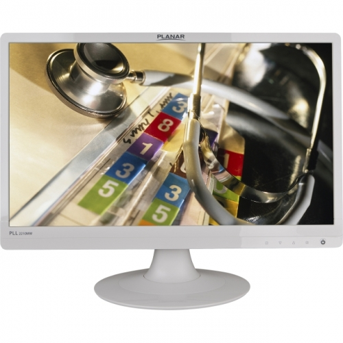 "Planar PLL2210MW 22"" LED LCD Monitor - 16:9 - 5 ms"