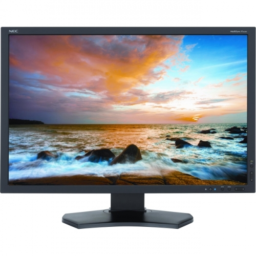 "NEC Display P242W-BK 24.1"" LED LCD Monitor - 16:10 - 8 ms"