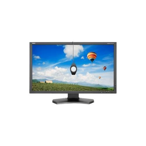 "NEC Display MultiSync PA272W-BK-SV 27"" GB-R LED LCD Monitor - 16:10 - 6 ms"