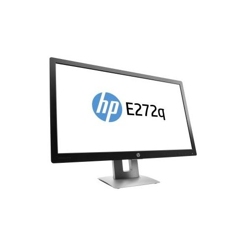 """HP Business E272q 27"""" LED LCD Monitor - 16:9 - 7 ms"""