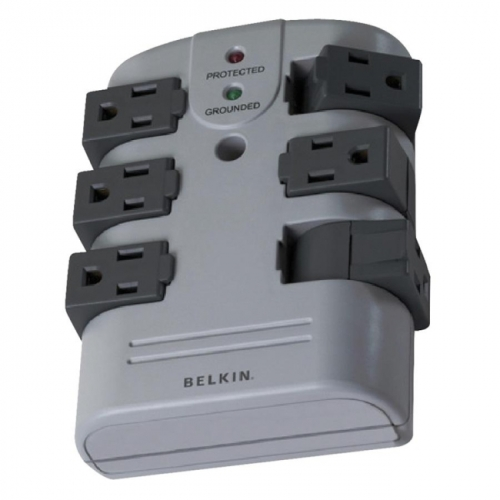 Belkin 6-Outlets Surge Suppressor