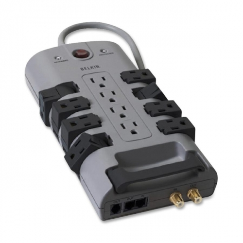 Belkin SurgeMaster 12-Outlets Surge Suppressor