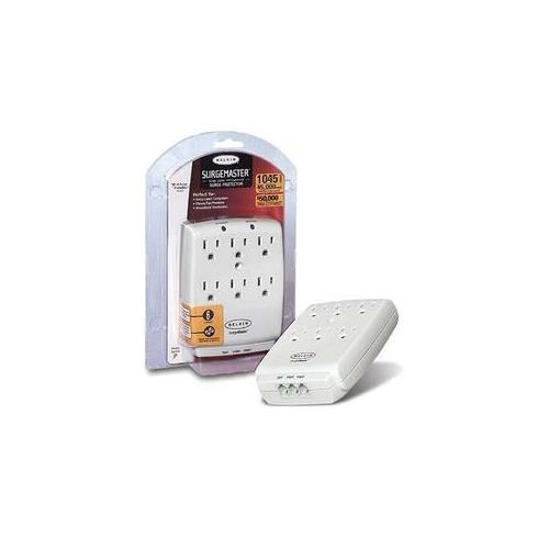 Belkin 6-Outlet Wall Mount Home Series