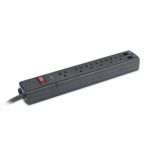 Compucessory 6-Outlets Surge Suppressor