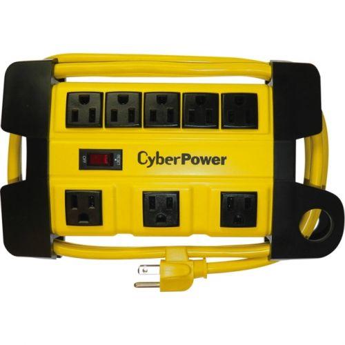 CyberPower DS806MYL Heavy Duty Power Strip
