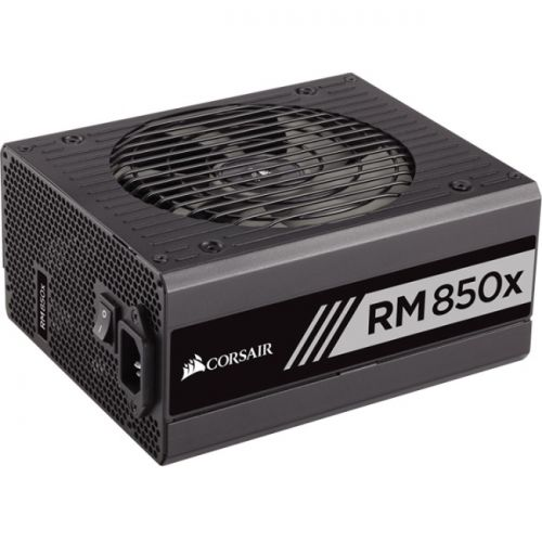 Corsair RMx Series RM850x - 850 Watt 80 PLUS Gold Certified Fully Modular PSU