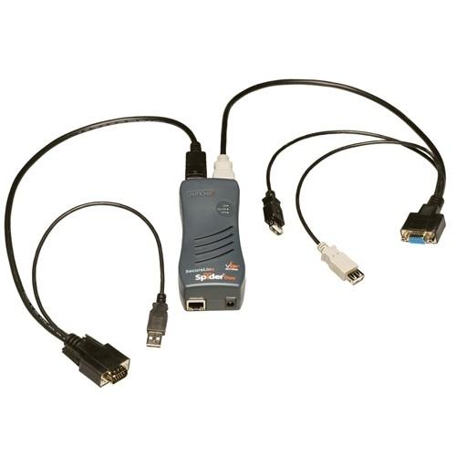 1PORT LOCAL + REMOTE USB
