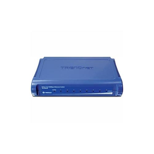 TRENDnet TE100-S8 8-port Fast Ethernet Switch