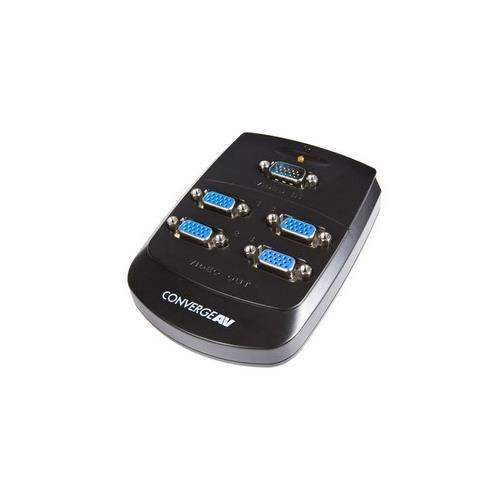 StarTech 4 Port VGA Video Splitter - Wall Mountable