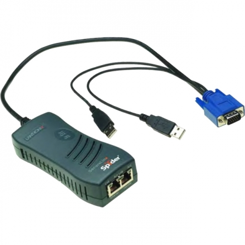 Lantronix SecureLinx Spider KVM over IP