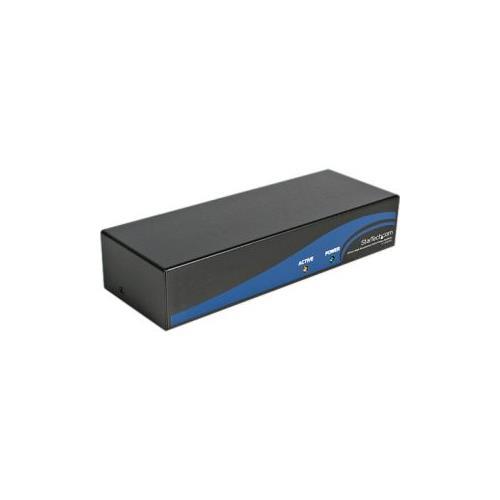 StarTech 8 Port High Resolution VGA Video Splitter - 300 MHz