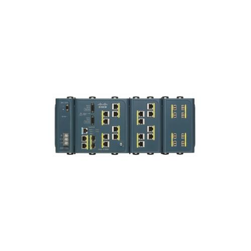 Cisco 3000-4TC Industrial Ethernet Switch