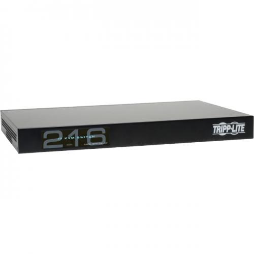Tripp Lite 16-Port, 2+1 User NetCommander Cat5 IP KVM Switch