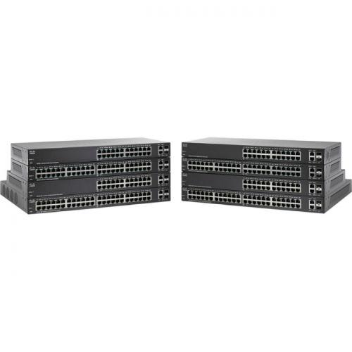 Cisco SF220-48 48-Port 10/100 Smart Plus Switch