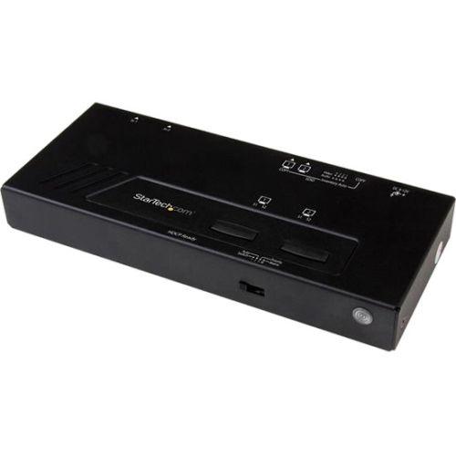 2X2 HDMI MATRIX SWITCH - ULTRA HD 4K