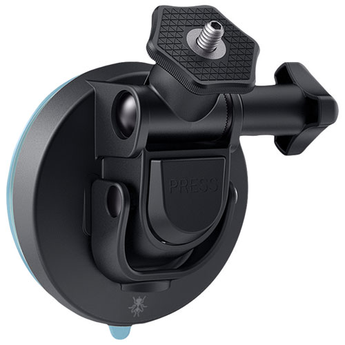 "360Fly Suction Cup 1/4""-20 Mount"