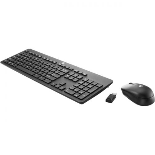 HP Wireless Business Slim Keyboard