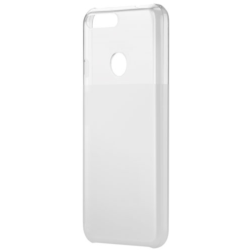 Google Pixel XL Fitted Hard Shell Case - Clear