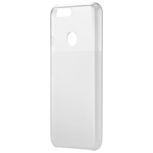 Google Pixel Fitted Hard Shell Case - Clear