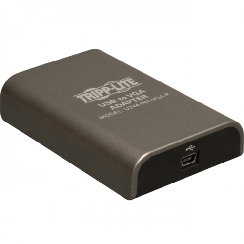 Tripp Lite USB 2.0 to VGA Adapter, USB2VGA