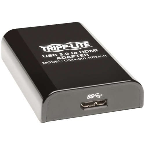 Tripp Lite USB 3.0 SuperSpeed to HDMI Dual Monitor External Video Graphics Card Adapter