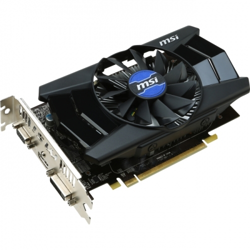 MSI R7 250 2GD3 OC Radeon R7 250 Graphic Card - 1.05 GHz Core - 2 GB DDR3 SDRAM - PCI Express 3.0 x16