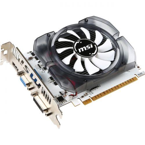MSI N730-4GD3V2 GeForce GT 730 Graphic Card - 700MHz Core - 4GB DDR3 SDRAM - PCI Express 2.0 x16