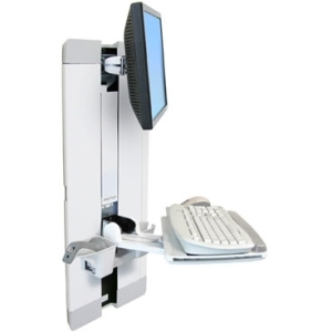Ergotron StyleView 60-609-216 Lift for Flat Panel Display, Keyboard