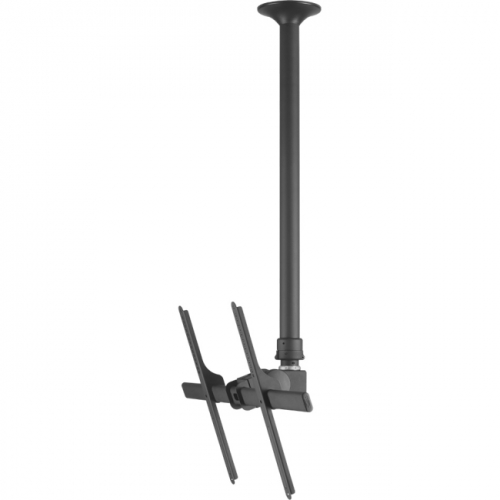 Telehook TH-3070-CTL TV ceiling mount| long pole Black