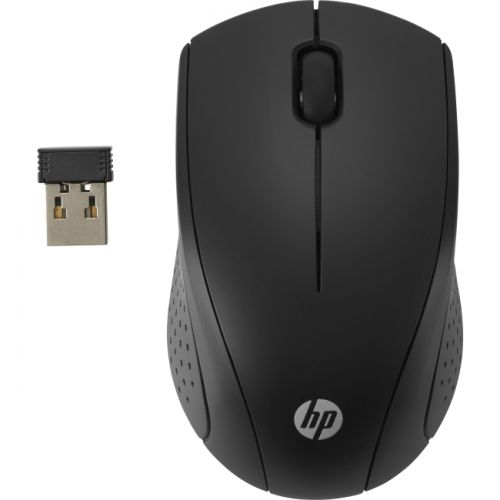 2.4 GHZ BLACK WIRELESS MOUSE