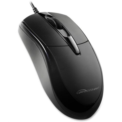 MOUSE,CORDED,3BUTTON