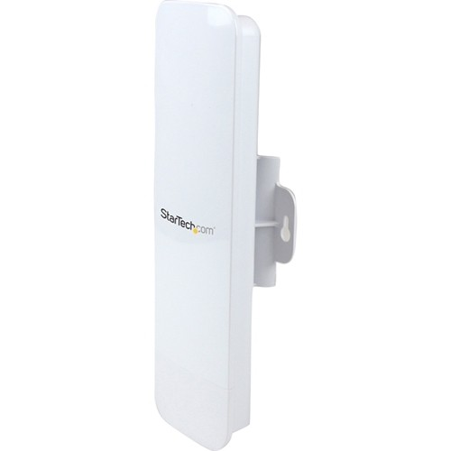 StarTech Outdoor 150 Mbps 1T1R Wireless-N Access Point - 2.4GHz 802.11b/g/n PoE-Powered WiFi AP