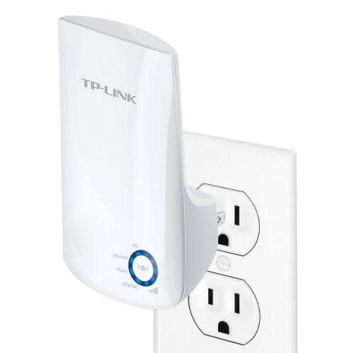 TP-LINK Kit - TL-WA850RE Universal Wi-Fi Range Extender, Repeater, Wall Plug - QTY 2