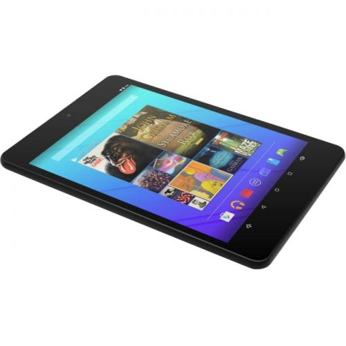 "Ematic EGQ178 8 GB Tablet - 7.9"" - Wireless LAN - Quad-core (4 Core) 1.20 GHz - Black"