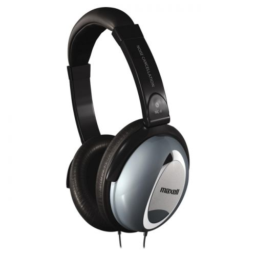 Maxell HP/NC-II Noise Cancellation Headphone