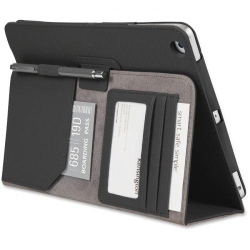 Kensington Comercio Plus 97213 Carrying Case (Folio) for iPad Air - Black