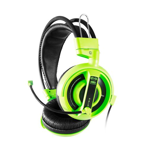 Cobra Professional Gaming Headset- Green