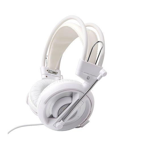 Cobra Professional Gaming Headset- White