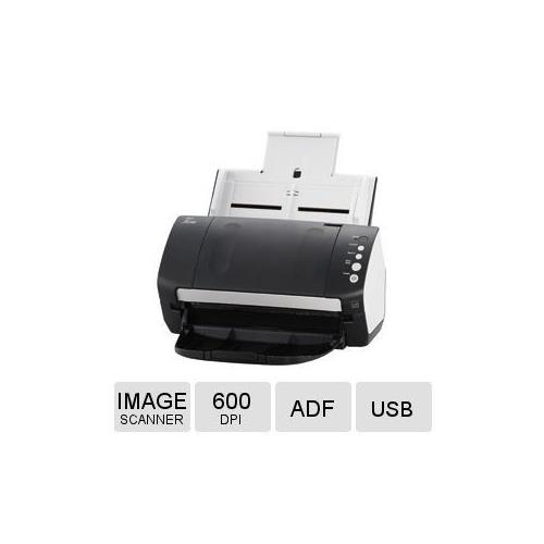 Fujitsu Fi-7140 W/ Scansnap Mode (includes Paperstream Ip And Capture) 40ppm / 80ipm