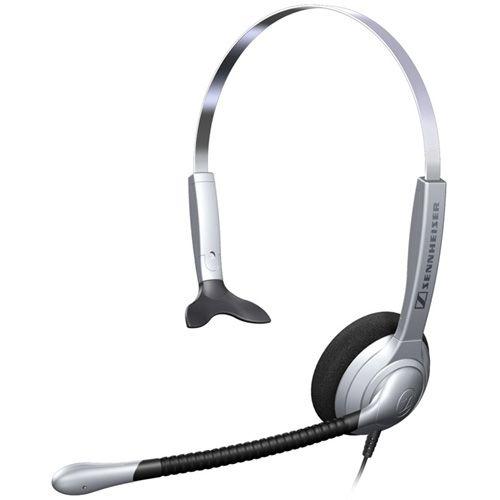 SINGLE SIDE HEADSET WITH HEADBAND N/C MICROPHONE